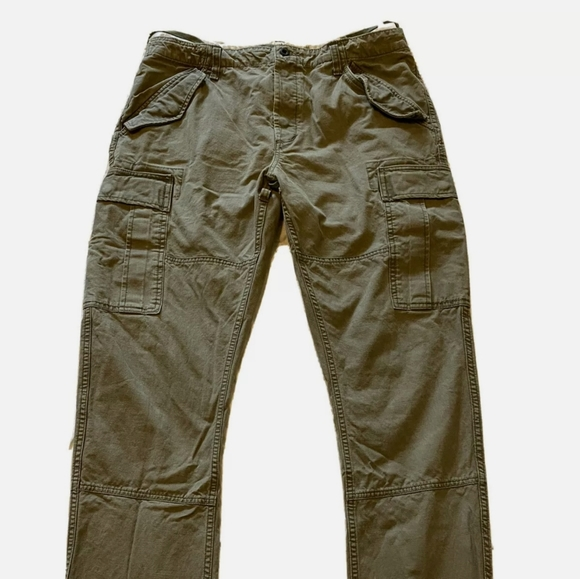 Polo by Ralph Lauren Other - Ralph Lauren Polo Army Green Military Cargo Pants